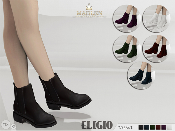 Madlen Eligio Boots by MJ95