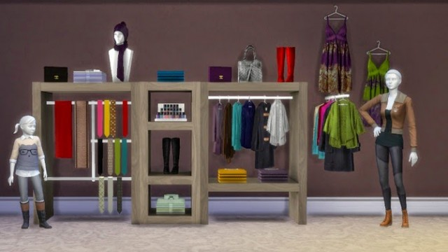 Cassandre's Color Trends Fashion Boutique by Kitkat