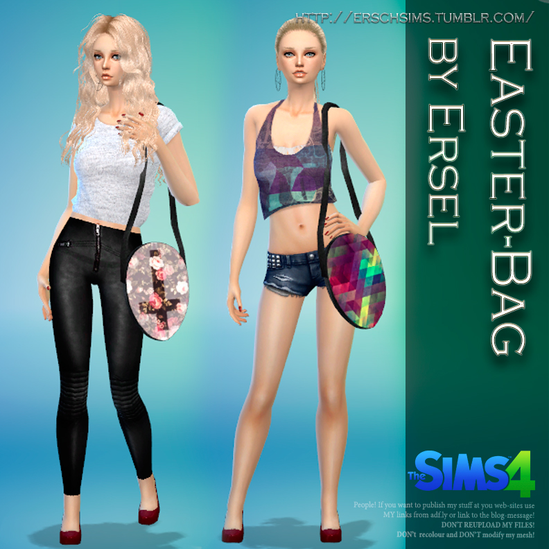 Ersel - Easter Bag