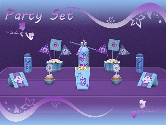 Party Decor by Soloriya