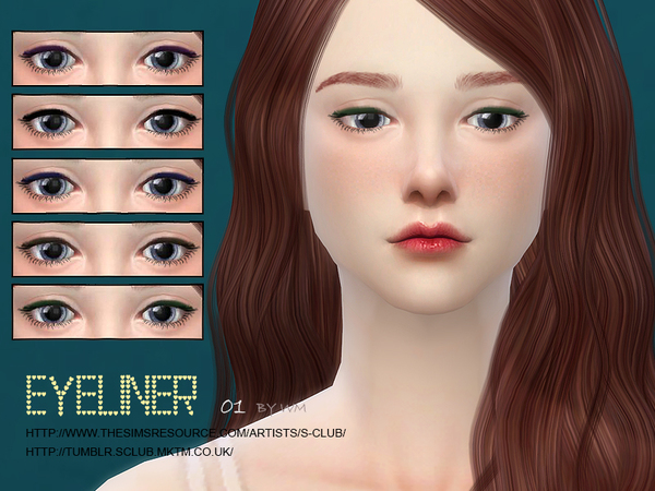 S-Club WM ts4 eyeliner 01