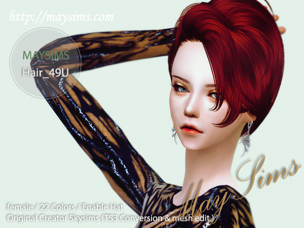 Hair49U by May Sims
