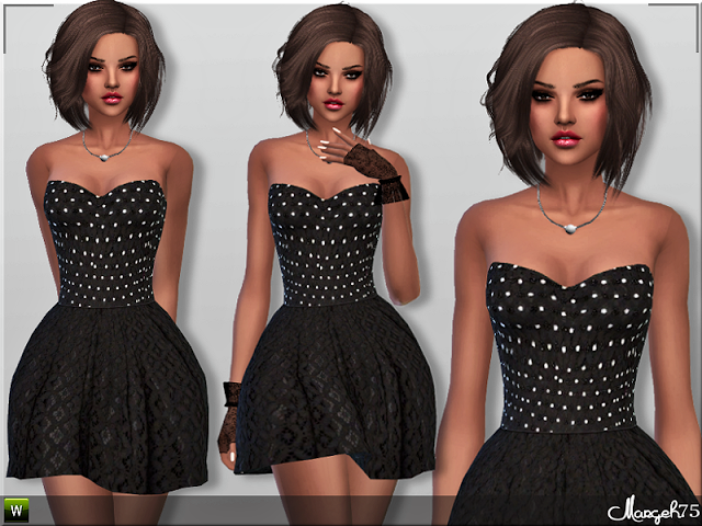 Millie Skater Dress by Margeh-75