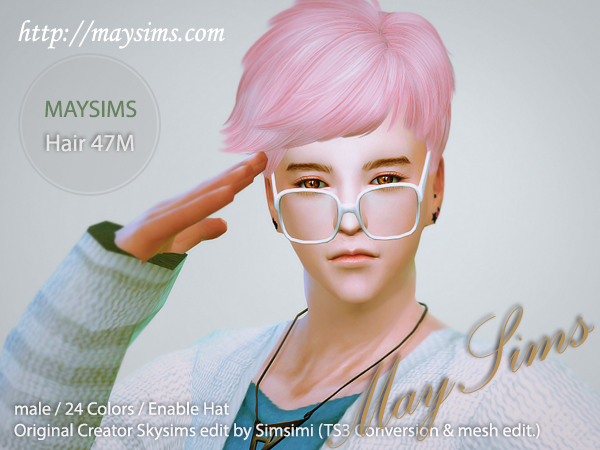Hair47M by May Sims