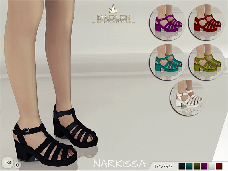 Madlen Narkissa Sandals BY MJ95