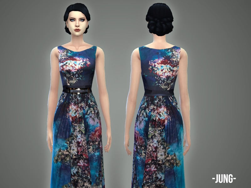 Jung - gown BY -April-