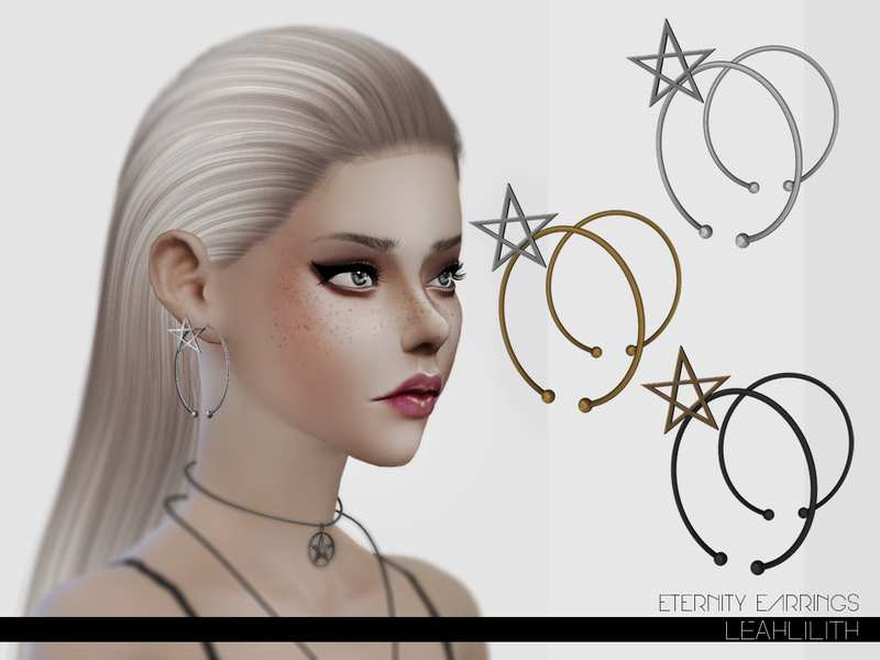 LeahLillith Eternity Earrings