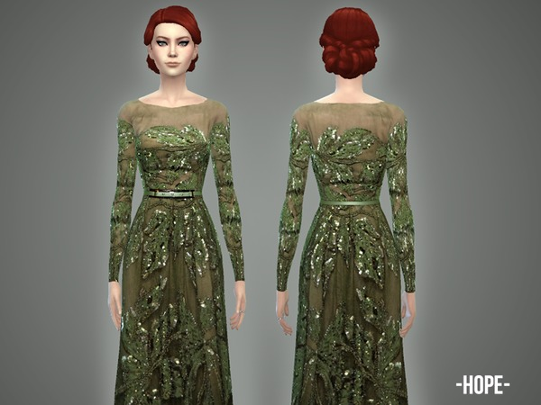 Hope - gown by -April-