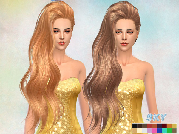 skysims Hair 264