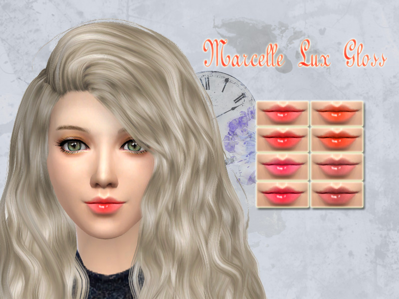 Marcelle Lux Gloss by Sakura Phan