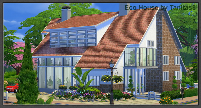 Eco House by Tanitas8