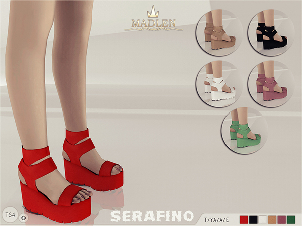 Madlen Serafino Sandals by MJ95