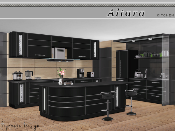 Altara Kitchen by NynaeveDesign
