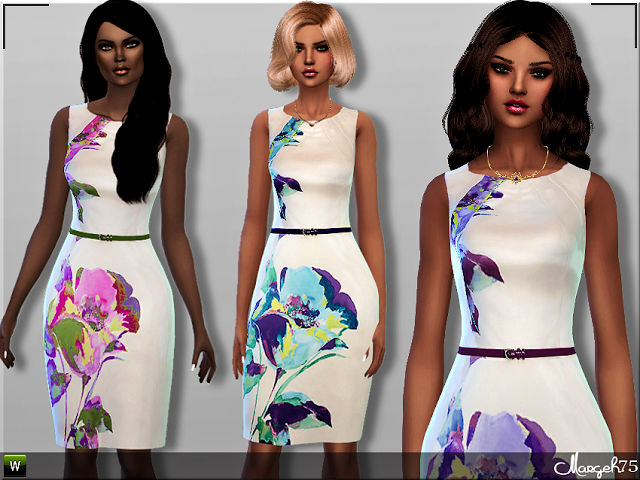 Sims 4 Dress to Impress by Margie75