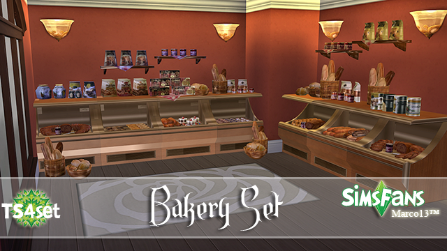Ts2 to Ts4 Conversion - BakerySet by Marco13