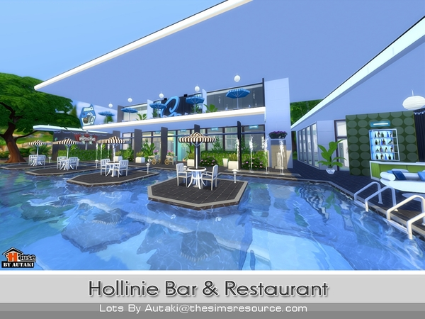 Hollinie Bar and Restaurant by autaki