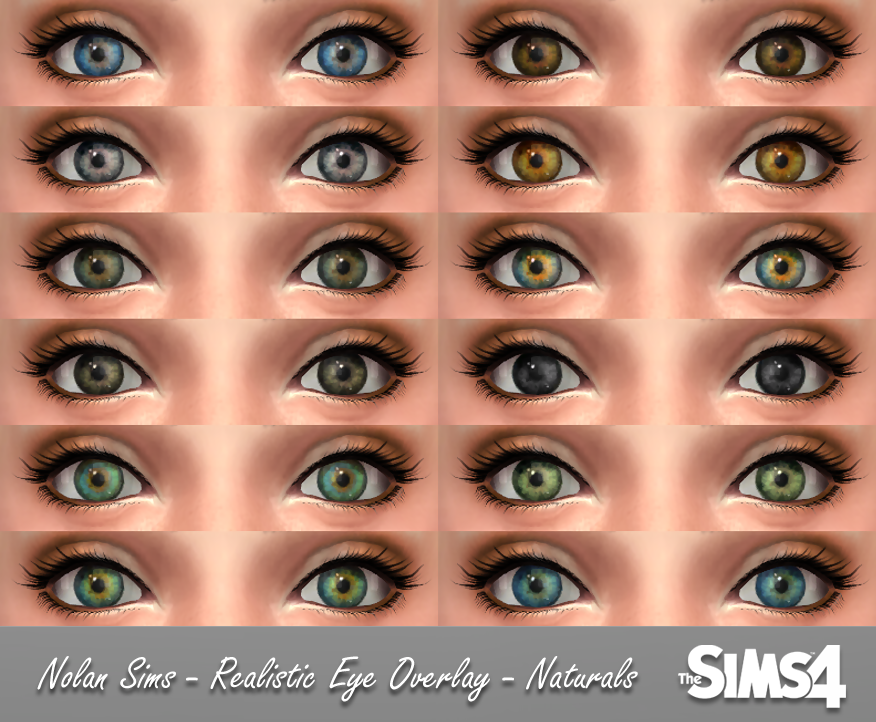 Realistic Eye Overlay by NolanSims