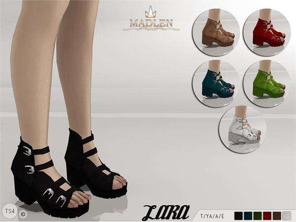 Madlen Lara Sandals by MJ95