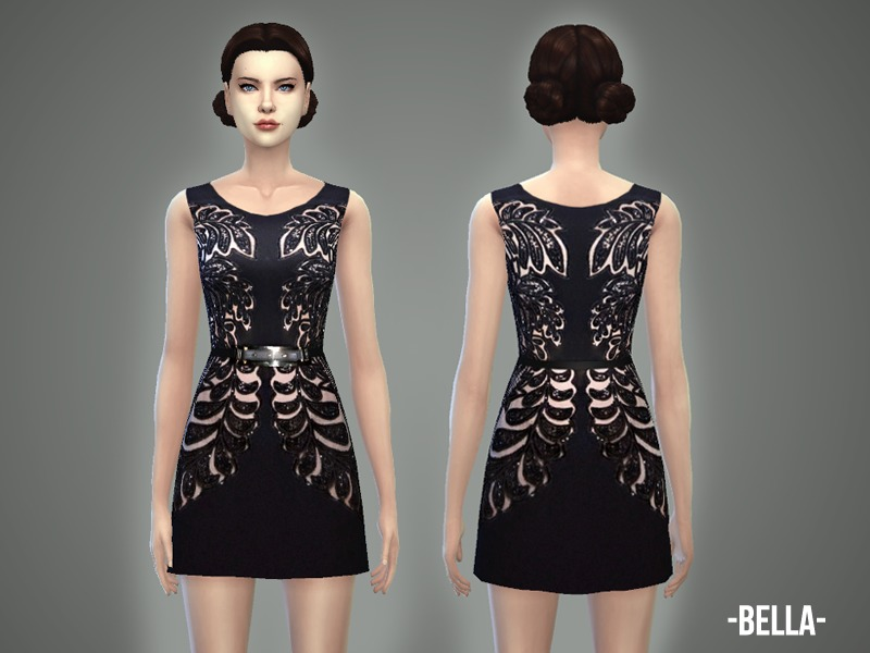 Bella - dress  BY -April-