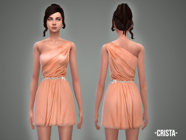 Crista - dress by -April-