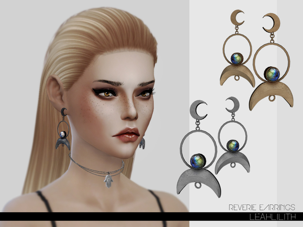 LeahLillith Reverie Earrings by Leah Lillith