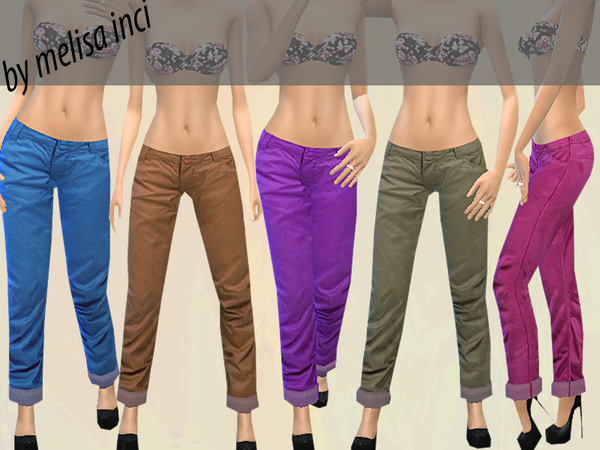Snowboard Pants by melisa inci