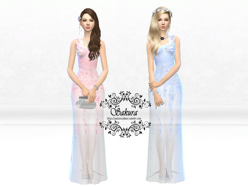 Bridesmaid Dresses by Sakura Phan