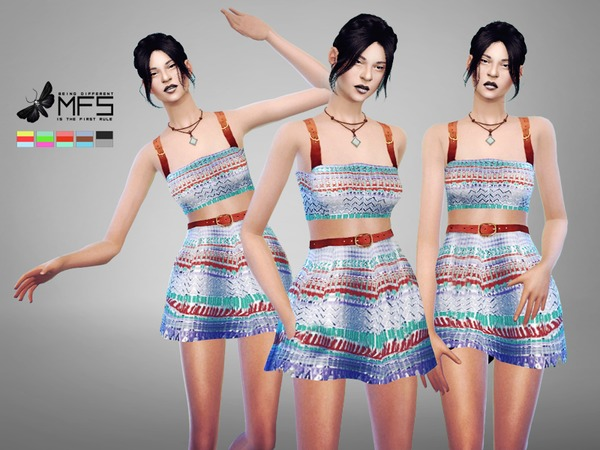 MFS Juliet Dress by MissFortune
