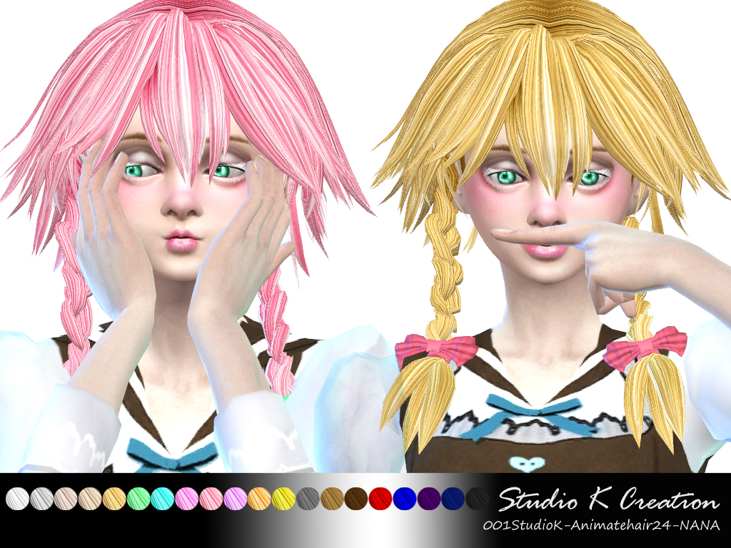 Karzalee Nana Hair for Females