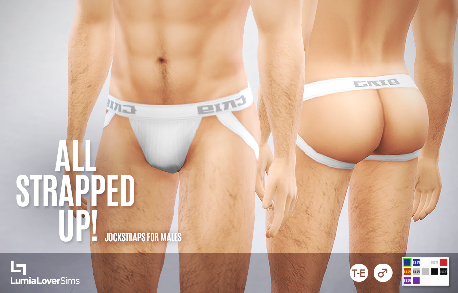 Jockstraps for Males by LumiaLover Sims
