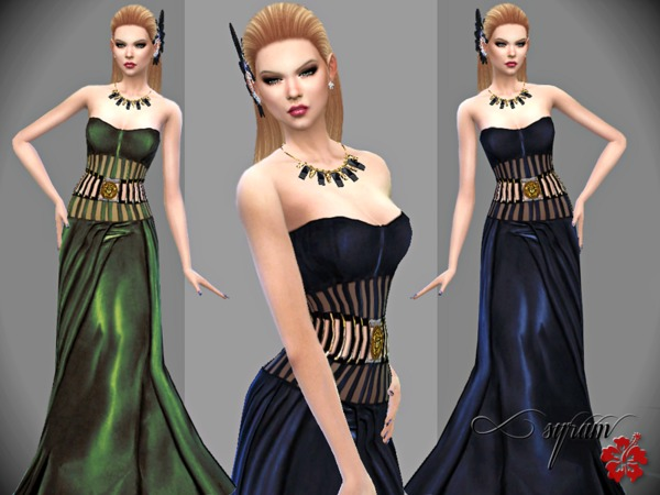 Corset_VGown by EsyraM