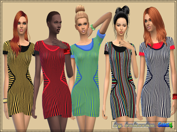 Dress Strips by bukovka
