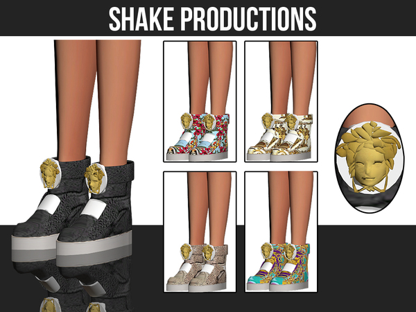 ShakeProductions 24 **Shoes**