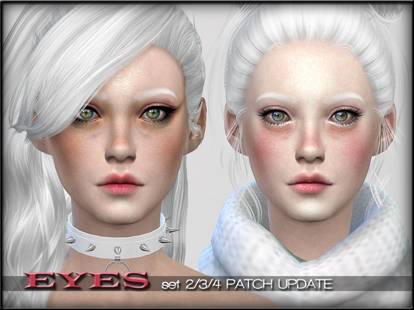 EyeSets***PATCH UPDATE*** by ShojoAngel