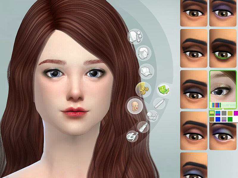S-Club WM ts4 eyeshadow 04