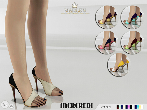 Madlen Mercredi Shoes by MJ95