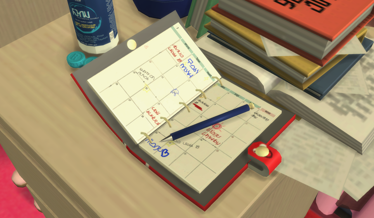 Notebook by Budgie2budgie