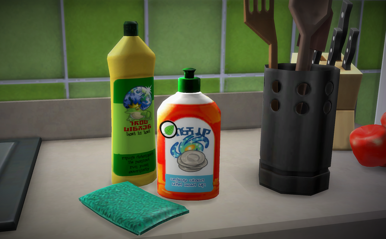 Detergents by Budgie2budgie