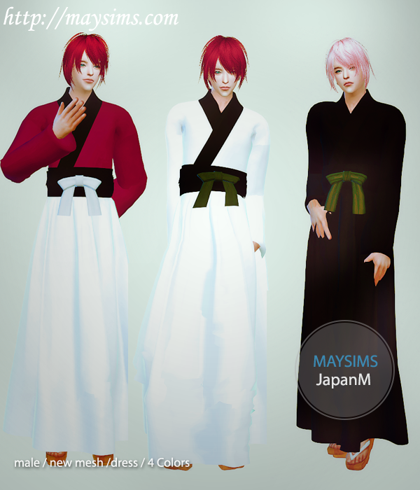 JapanM by May Sims