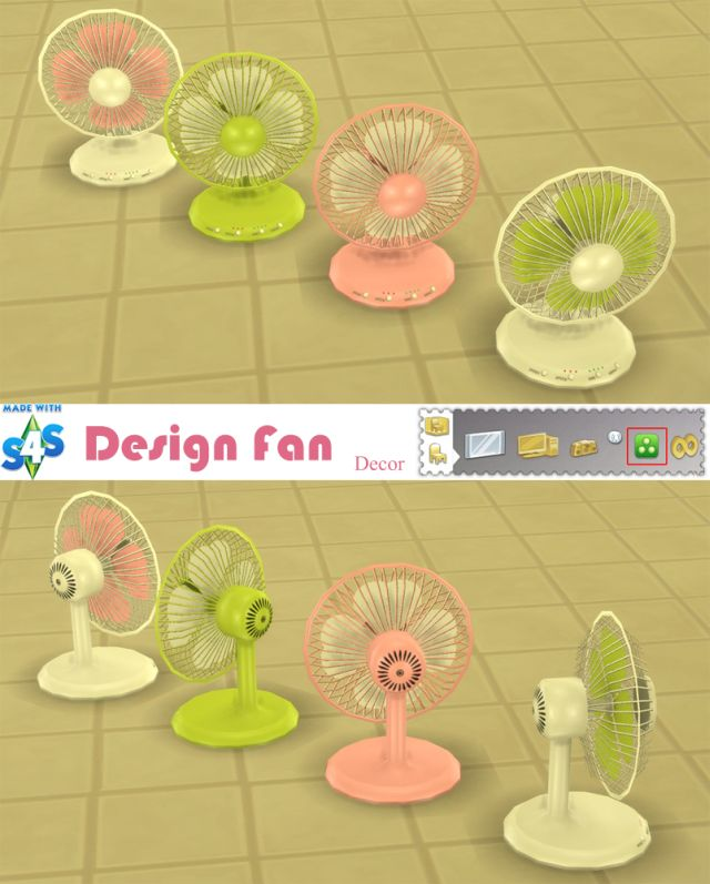 Design Fan by SweetMint