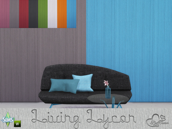 Lycon Wall Set by BuffSumm