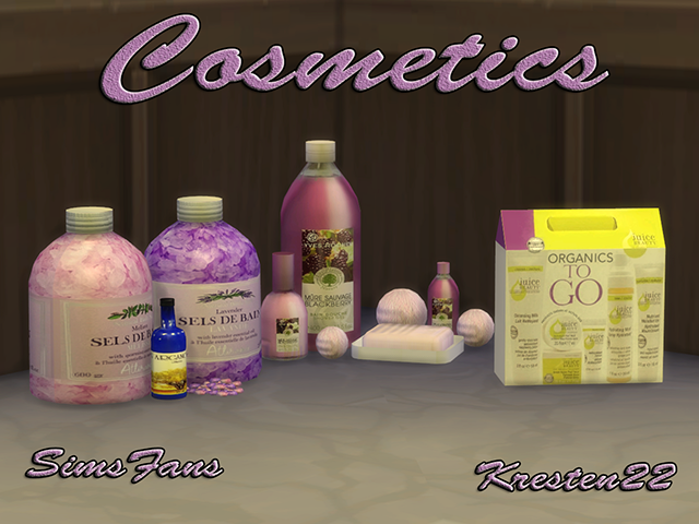 TS2 - Kativip Cosmetics Conversion by Kresten 22