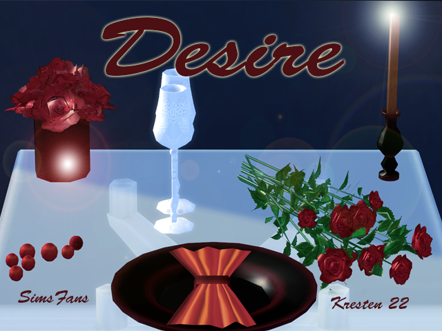 Desire Kativip Dining Clutter Conversion by Kresten 22