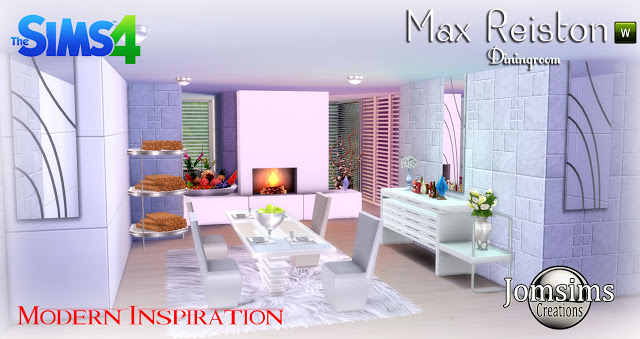 Max reiston inspiration by JomSims