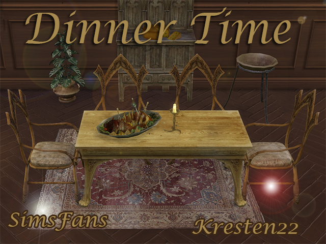 TS2 - Kativip Dinner Time Conversions by Kresten 22