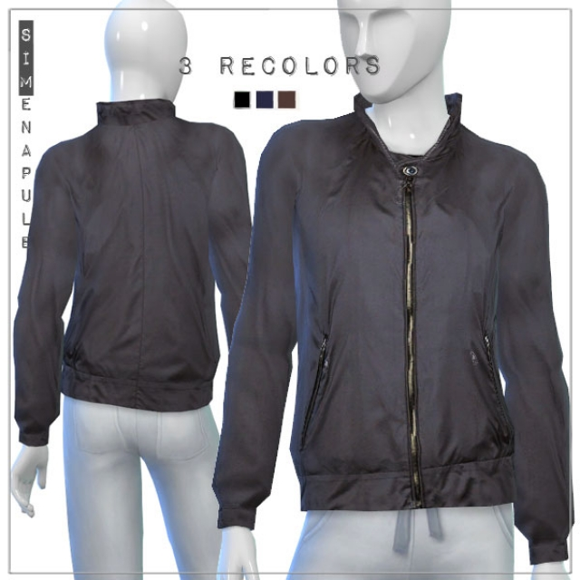 Male Jacket by Ronja
