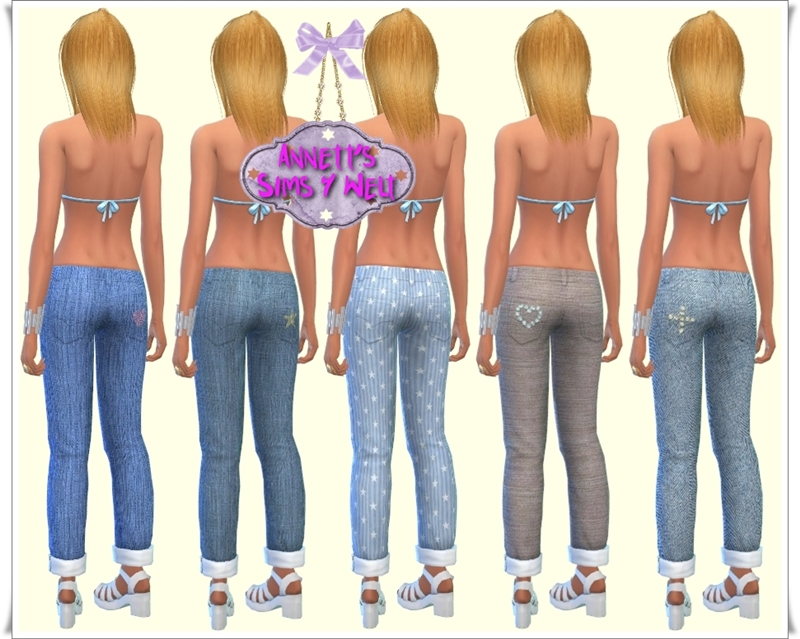 Stylish Jeans by Annett85