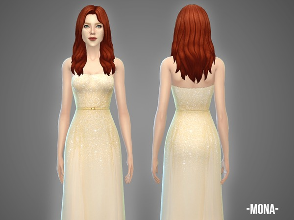 Mona - gown by -April-