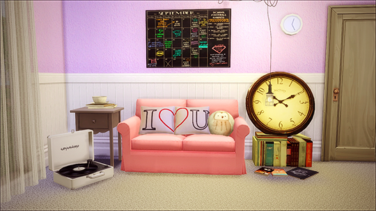 TS3 Clutter Conversion by HoneySim
