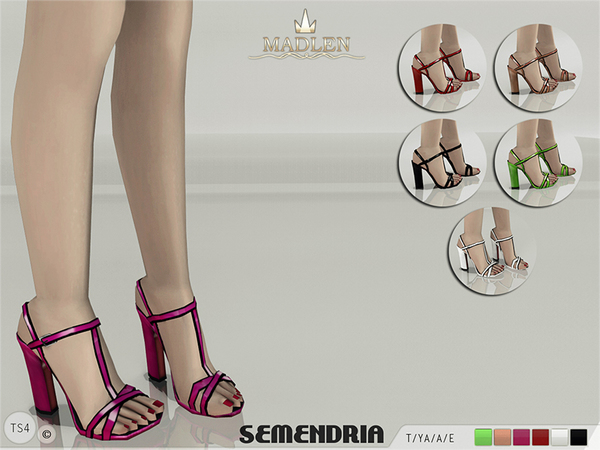 Madlen Semendria Sandals by MJ95